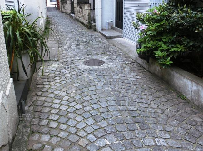 石畳と紅小路2