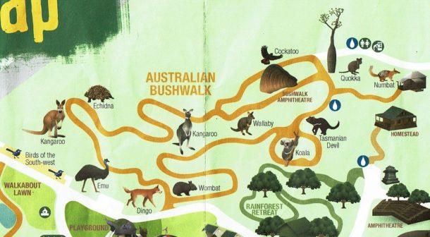 オーストラリアの散策