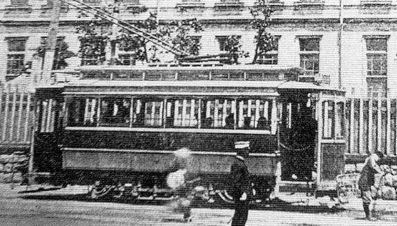 電気鉄道会社