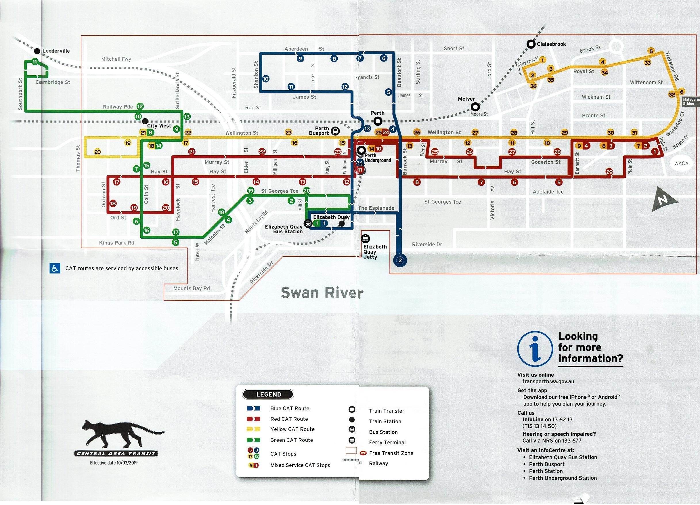 Central Area Transit